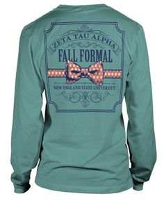 Bow Tie Formal T-shirt