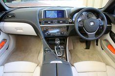 2014 BMW 650i Convertible Interior