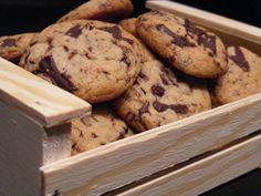 Pour me faire pardonner d'une gaffe, demain, j'amène des cookies à un collègue.    Et comme vous êtes très gentils, je vous donne auss...