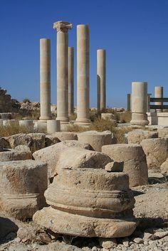 Herod's palace.