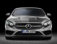 Mercedes-Benz S-Class Coupe 2015 | Men's Toys Magazine
