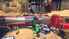 [Lego Marvel Avengers Review] Rating-2.5 Ketchups Lego Avengers was my first Lego game as after hearing a lot about them, I thought of giving it a try. This game is basically a depiction of Avengers: Age of Ultron and the gamep…