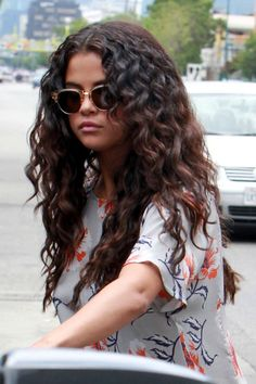 Selena Gomez has lunch with friends, including actress Francia Raisa, at the…