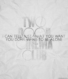 Two Door Cinema Club - What You Know So good to see a band from Ireland do so well. Indie Music, New Music, Good Music, Two Door Cinema Club, Indie Movies, Greatest Songs, Kinds Of Music, Music Is Life, Song Lyrics