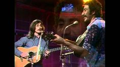 Jim Croce from his performance on The Old Grey Whistle Test on Friday, 27th July 1973, with Maury Muehleisen. The shirt was a gift from Randy Newman, as Croc...