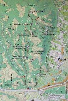 Haraszt-hegyi tanösvény » KirándulásTippek Hungary, Europe, Map, Places, Travel, Viajes, Location Map, Destinations, Maps