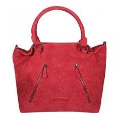 Fritzi aus Preußen Maggi Damen Tasche Kuba Signal Red (rot)