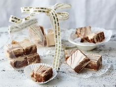 Joulufudge Toffee, Fudge, Place Cards, Place Card Holders, Sweets, Desserts, Christmas, Sticky Toffee, Tailgate Desserts