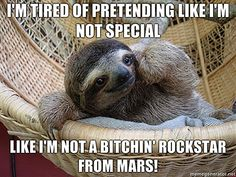 14 Charlie Sheen Quotes Presented By Baby Sloths