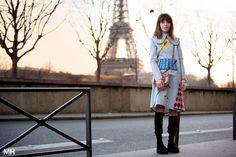 Paris - Anna Kolomoets