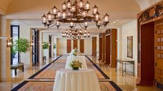 The Ballroom Foyer, able to accommodate all of your friends and family.