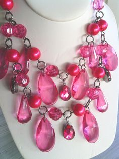 SALE Basketball Wives inspired Big Bold Necklaces 30 off by LUXURA, $49.99