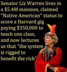 Nothing animates political discussions like the appearance of hypocrisy. And for some critics these days, Sen. Elizabeth Warren, D-Mass., offers a tempting target. Warren, elected in 2012, has become a leader of the liberal wing of the Democratic Party, decrying the excesses of Wall Street and income inequality.