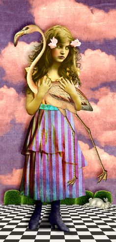 Mary Bailey: Created with collage elements from Tumble Fish Studio at DeviantScrap.com. Hair brushes from trisste at Deviant Art. The floor is a free download in my FREE TO USE collection.  163/365 Photo Manipulations Project