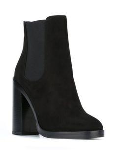 afe3120e9 DOLCE & GABBANA ботинки на каблуке Сапоги До Колена, Короткие Каблуки,  Высокие Колени,