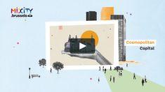 """This is """"Visit Brussels & StoryMe"""" by Malou De Jonghe on Vimeo, the home for high quality videos and the people who love them. Collage Illustration, Illustrations, Graphic Illustration, Ios Design, Dashboard Design, Collage Video, User Experience Design, Customer Experience, Event Posters"""