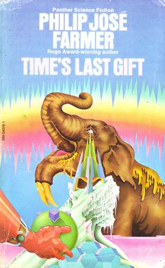 'Times Last Gift'  Art by Peter Tybus  1975