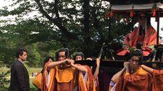 葵祭2015年5月15日:加茂街道31 Romantc Area Kyoto 京の都ぶらぶら放浪記
