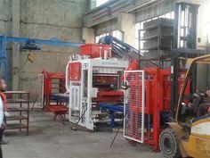 Machine de parpaing Automatique PRS 1000  https://bessmachinesblocbeton.com/prs-1000-otomatik-briket-makinesi