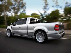 custom f 150 ford trucks   Saleen Ford F-150 S331 Sport Truck Wallpapers   Widescreen Desktop ...