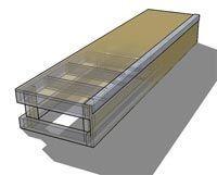 How to make a grind box/ledge