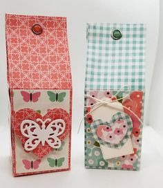Milk Carton Treat box using Scor-Pal Treat Box, Gift Certificates, Embellishments, Card Stock, Milk, Challenges, Gift Wrapping, Craft Ideas, Treats