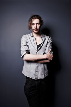 "danielbarnesphotographer: ""Hozier, for Absolute Radio Photographer - Daniel Barnes © Bauer Media """