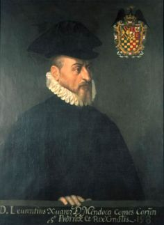 LorenzoSuarezdeMendoza.jpg. IV conde de La Coruña