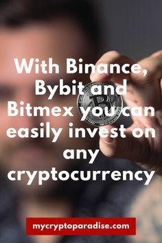 """""""One reason why crypto trading is becoming so popular is the fact that it's extremely easy to trade. With platforms such as Binance, Bybit and Bitmex you can easily invest on any cryptocurrency you want. All these platforms have some really good features that provide the trader with an environment where they can carry out smooth trade and also minimize their losses if a trade does not go according to their plans."""" Fundamental Analysis, Correct Time, Income Streams, Cryptocurrency, Platforms, Carry On, Investing, How To Become, Environment"""
