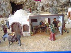 álbumes de fotos Christmas Village Display, Christmas Nativity Scene, Diy Christmas Tree, Felt Christmas, Christmas Carol, Christmas Decorations, Navity Scene, Easter Play, Fontanini Nativity