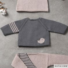 instructions knitting crochet baby sweater autumn winter katia 6038 15 g - knitting . pattern knitting crochet baby sweater autumn winter katia 6038 15 g – knitting – Baby Knitting Patterns, Baby Boy Knitting, Knitting For Kids, Knitting For Beginners, Baby Sweater Patterns, Baby Knits, Easy Knitting, Baby Patterns, Crochet Patterns