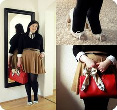 #ootd #fatshion #fashion-adorable work outfit!