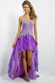 Modelos de Vestidos de Fiesta de Promoción
