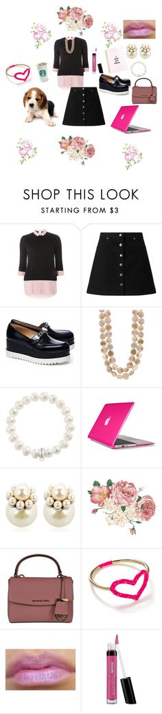 """""""Prepster 2016"""" by tricky on Polyvore featuring Dorothy Perkins, Miss Selfridge, Karl Lagerfeld, Thomas Sabo, Speck, Mawi, Michael Kors, Jordan Askill and Bare Escentuals"""