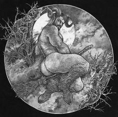 Male Witch, Satanic Art, Pagan Art, Demon Art, Modelos 3d, Futuristic Art, Rainbow Art, Bear Art, Mythical Creatures