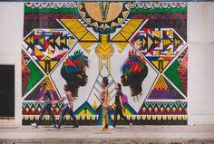 Grafite valoriza a mulher brasileira | Portal Namu
