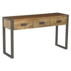 Retro Hall Table