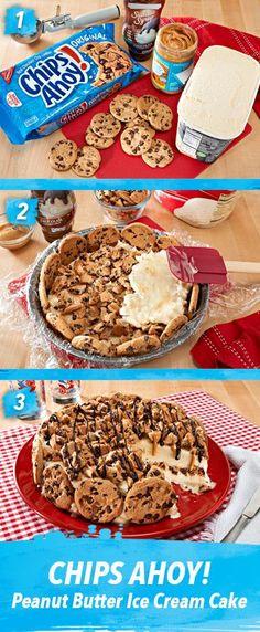 Torta pepitos cookies