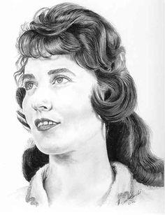 Loretta Lynn And Children | Loretta Lynn - I'm a Honky Tonk Girl (1960)
