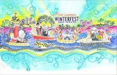 The Seminole Hard Rock Winterfest Boat Parade Seminole Hard Rock, E Coupons, Boat Parade, Fort Lauderdale Beach, Nautical Theme, Bulb, Tropical, Tours, Good Things