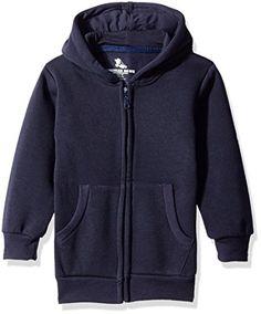 American Hawk Boys' Fleece Zip Front Hoodie >>> Additional details @