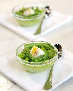 Asparagus Flan Recipe