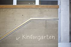 Signage in primary school by Tom Seger, via Behance