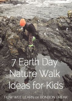 7 Earth Day Nature Walk Ideas by How Wee Learn