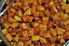 Brassói aprópecsenye Hungarian Recipes, Hungarian Food, Thing 1, Health Dinner, Gifts For Office, Sweet Potato, Food And Drink, Beef, Vegetables
