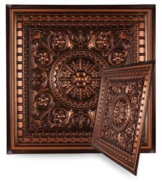 idea for cabinet under bay window. Garage Sales R Us: Painting your Paintable Wallpaper 2x2 Ceiling Tiles, Kitchen Sink Interior, Paintable Wallpaper, Wall Molding, Molding Ceiling, Moldings, Carpet Padding, Free Iphone Wallpaper, Ceiling Medallions