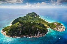 Welcome to North Island, the Indian Ocean's five-star resort - North Island