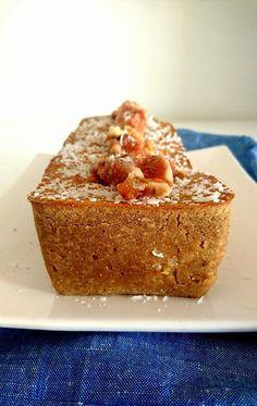 Un cake healthy à la coco et aux figues, ultra fondant et onctueux. Sans gluten, sans lactose et vegan.