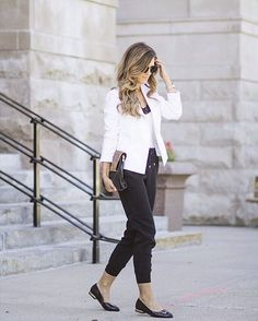 What's black, white and trending all over? @chicstreetstyle