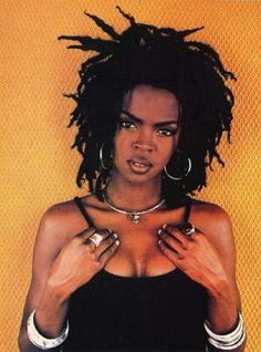 Image result for lauryn hill locs